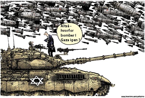 """29.06.2012 – DR indrømmer: """"raketter mod Israel fortjener fornyet fokus"""""""