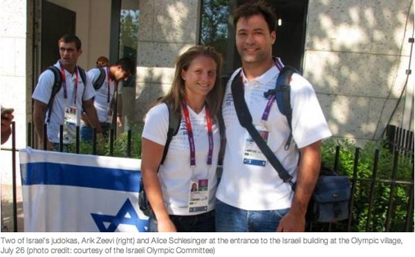 28.07.2012 – Libanons OL-hold nægter at træne ved siden af israelerne