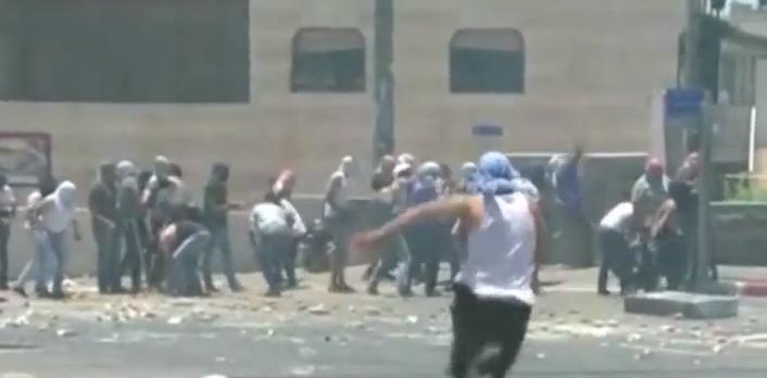 24.09.2015 – Hårdere midler tages i brug mod stenkast og brandbombeangreb i Jerusalem