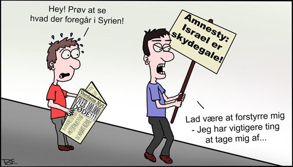 28.02.2014 – Amnesty fører politisk krig mod Israel