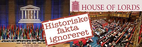 27.10.2016 – HISTORISKE FAKTA IGNORERET