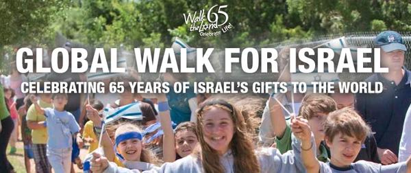 15.02.2013 – Verdensomspændende hyldest til Israel på 65-årsdagen