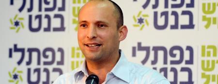 17.01.2013 – Naftali Bennet kan blive den store valgsensation