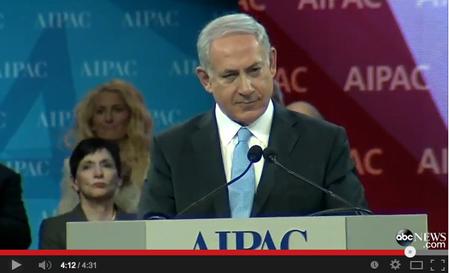 07.03.2014 – Oversættelse af Netanyahus tale den 4. marts i USA om BDS