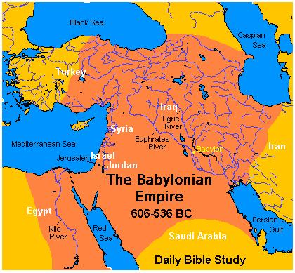 Det Babyloniske rige. Historie Israel - ung og ældgammel