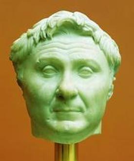 Kejser Gnaeus Pompejus eroberer Israel. Israel - ung og ældgammel. Israel-Info