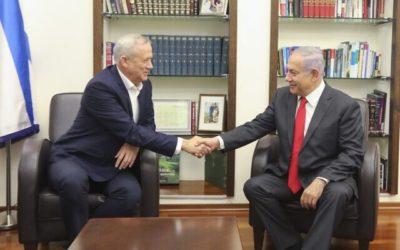 Valg 2020: Netanyahu på vej til at vinde regeringsmagten i Israel
