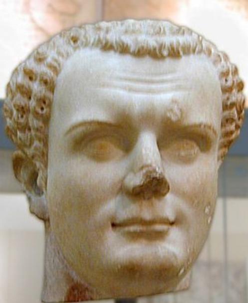 Titus - Vespasians søn og ny hærfører. Israel - ung og ældgammel. Israel-Info.