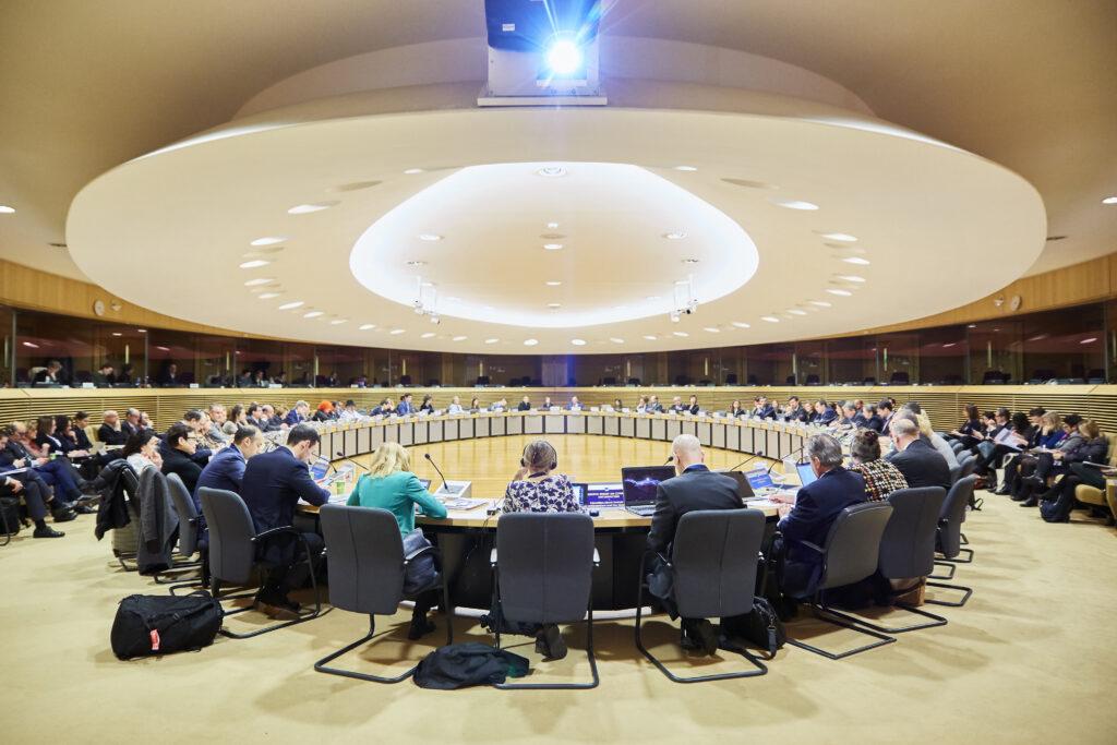 EU's arbejdsgruppe til bekæmpelse af antisemitisme. Israel-Info