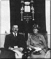 Herbert Samuel – den første britiske højkommissær i Palæstina. Israel ung og ældgammel. Israel-Info
