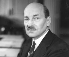 Clement Attlee – Englands premierminister 1945-1951. Israel ung og ældgammel