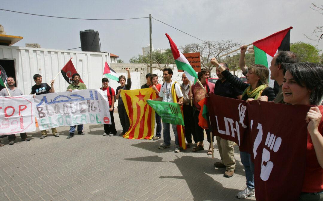 EU har sat palæstinensiske NGO'er i en slem kattepine