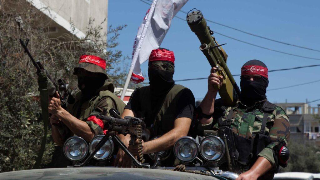 PFLP militære arm