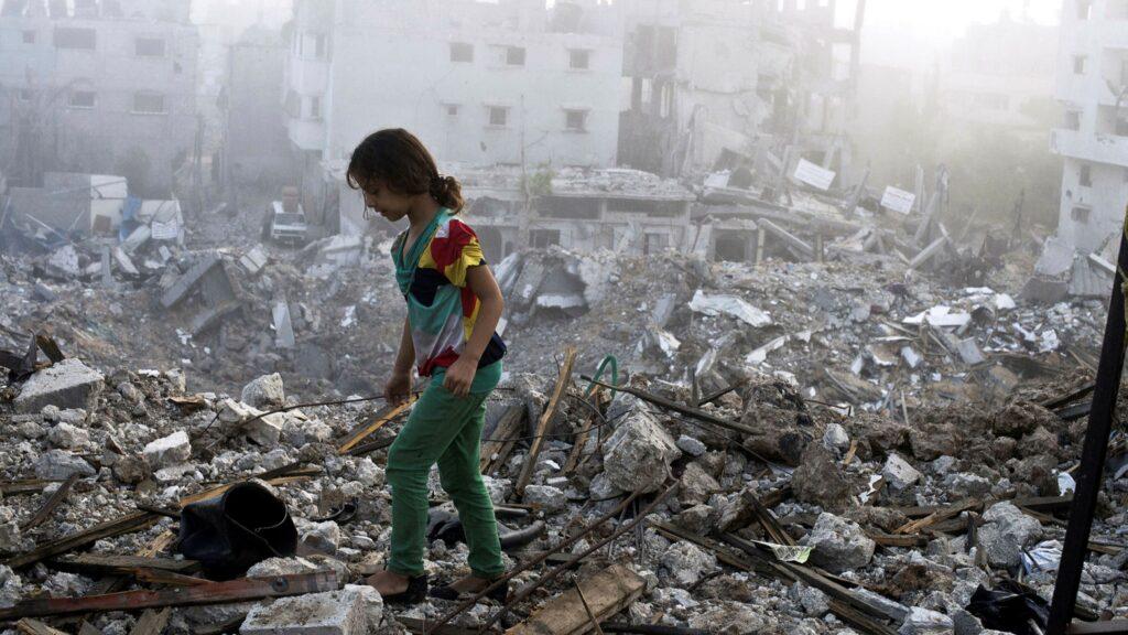 ICC efterforsker krigsforbrydelser begået under Gaza-krigen 2014. Israel-Info