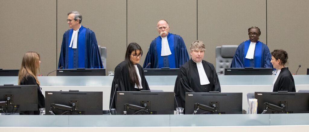 Forundersøgelseskammeret tre dommere. Israel-Info.