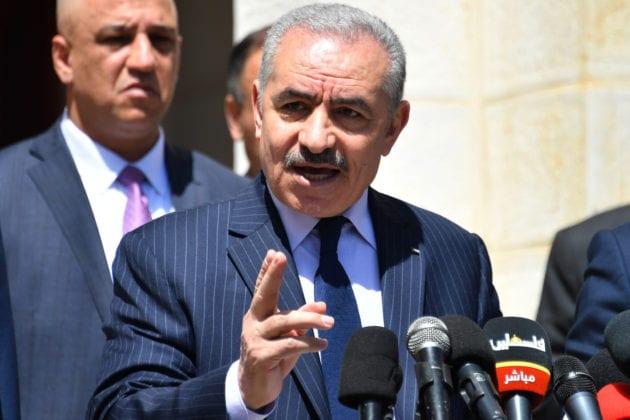 Premierminister Mohammed Shtayyeh, PA. Israel-Info