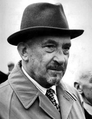 Israels 1.præsident – Chaim Weizmann – 1949-1952