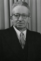 Yitzhak Ben-Zvi Israels 2.præsident 1952-1963
